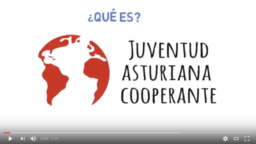 Juventud Asturiana Cooperante